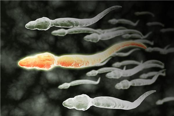 男人的精子有点黄是怎么回事?正常应该什么颜色?